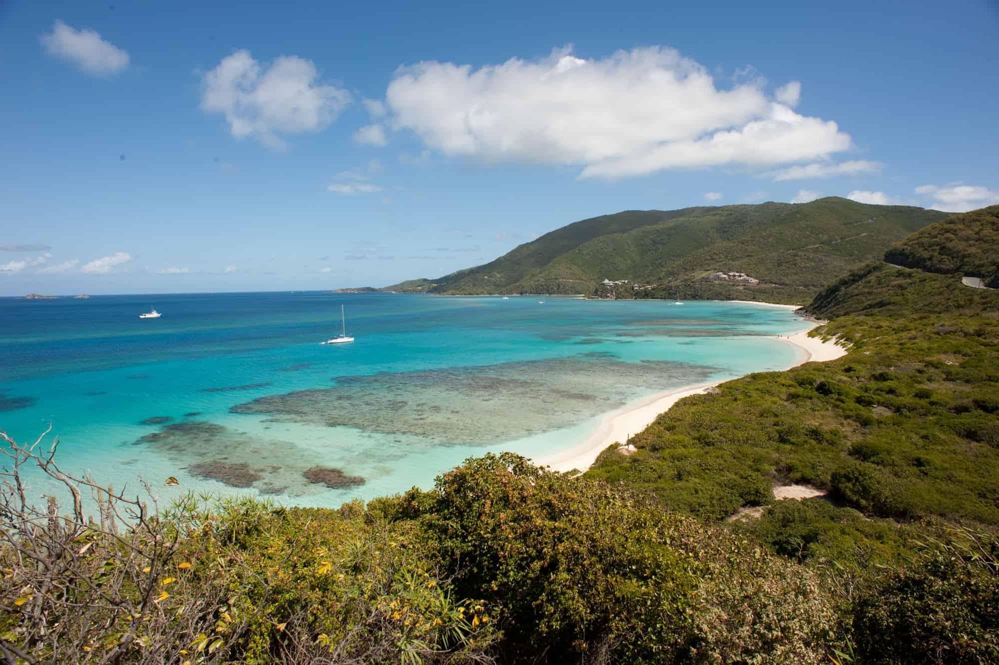 Rock Climbing Us Virgin Islands