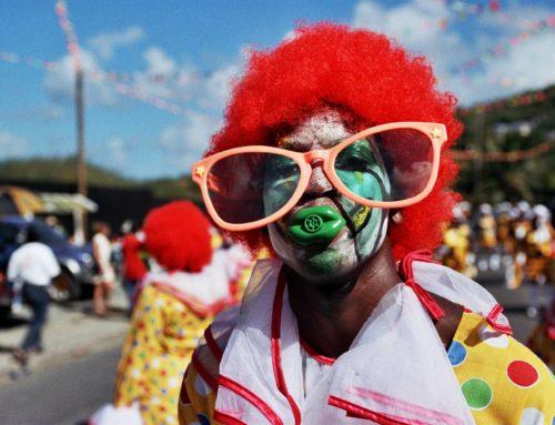 Virgin Gorda's Easter Carnival