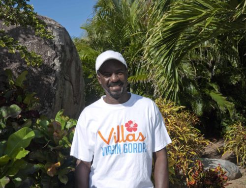 Gordon Liverpool Joins Villas Virgin Gorda