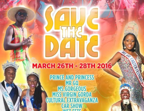 Virgin Gorda's Easter Festival