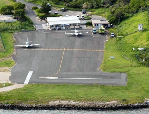 Update on Taddy Bay Airport, Virgin Gorda