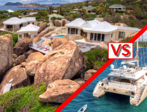 Charter Vs Villa? We Think Villas, Here's Why!